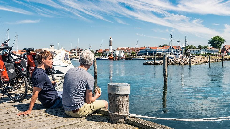 The harbour of Timmendorf on the island of Poel, © TMV/Süß